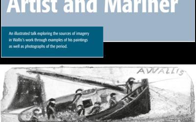 Talk by Robert Jones – Alfred Wallis, Artist & Mariner