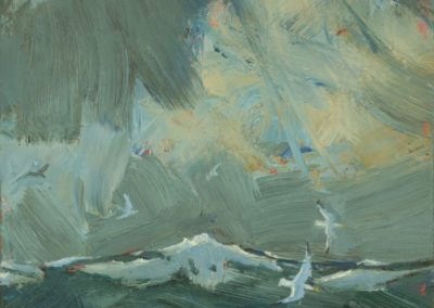 Dark Sea, Gulls II