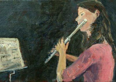 Flautist IV