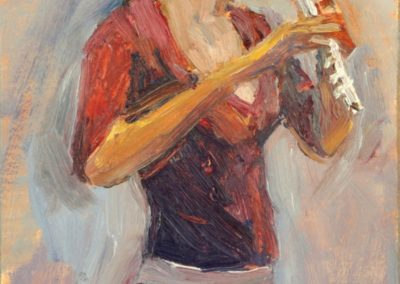 Flautist V