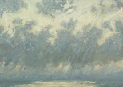 "Light On The Water, Distant Islands <span class=""icon-sold""></span>"