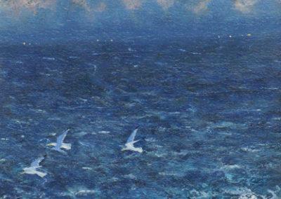 At Sea, Distant Lights II