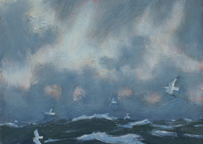 Dark Sea, Gulls III