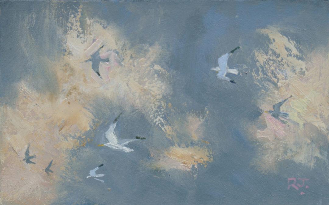 Flight of the Gulls II