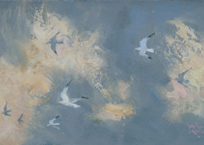 Flight of the Gulls II