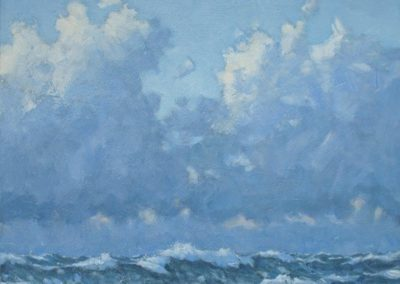 Sea & Clouds, South Westerly