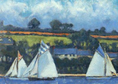 Sailing, Flushing