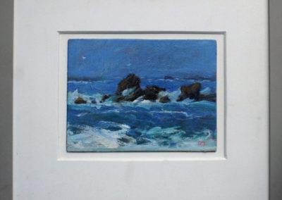 Sea and Rocks II